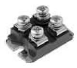Tranzistor bipolární NPN 200V 100A 250W ISOTOP