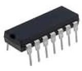CD4077BE IC číslicový XNOR Kanály:4 CMOS DIP14
