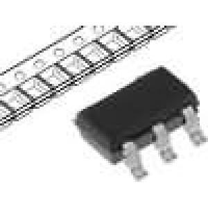 MC74HC1G04DTT1G IC číslicový inverter SOT23-5