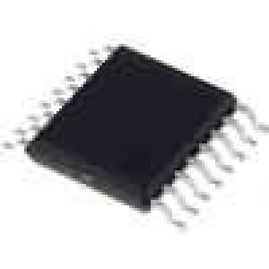 MC74HC595ADTG IC číslicový serial to serial/parallel, shift register CMOS