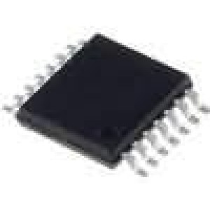 SN74HC21PW IC číslicový AND 2 kanály 4 vstupy TSSOP14