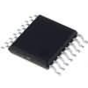 SN74HC365PW IC číslicový 3-state, buffer, line driver TSSOP16