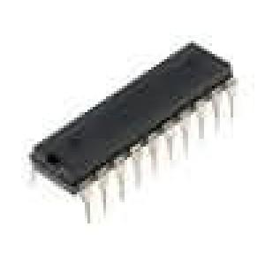 TPIC6A595NE IC periferní obvod 8bit, shift register DIP20 4,5-5,5VDC 30ns