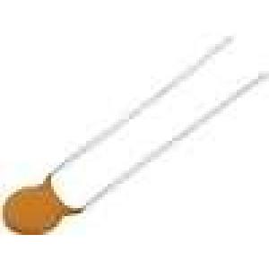 Kondenzátor keramický 2,2nF 1000V ±20% THT 5mm