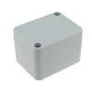 Krabička univerzální EURONORD X:50mm Y:65mm Z:45mm ABS šedá IK07