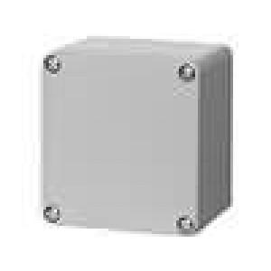 Krabička univerzální EURONORD X:80mm Y:82mm Z:55mm polykarbonát