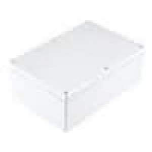 Krabička univerzální EURONORD X:164mm Y:244mm Z:90mm ABS šedá