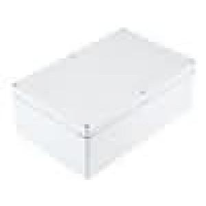 Krabička univerzální EURONORD X:160mm Y:250mm Z:90mm ABS šedá