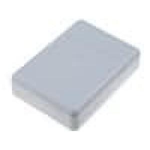 Krabička univerzální X:60mm Y:85mm Z:22mm ABS šedá