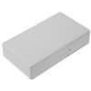 Krabička univerzální X:60mm Y:110mm Z:25mm ABS šedá