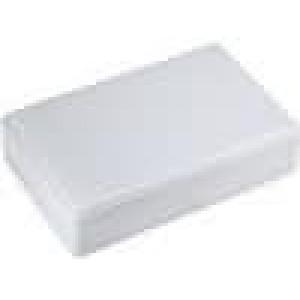Krabička univerzální X:57mm Y:90mm Z:24mm ABS šedá 1 vrut