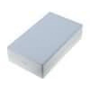 Krabička univerzální X:75mm Y:130mm Z:34mm ABS šedá