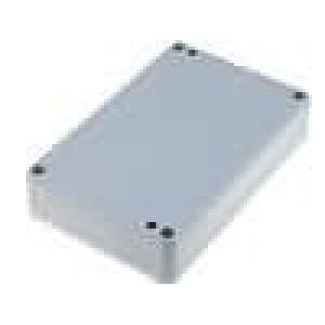 Krabička univerzální X:80mm Y:120mm Z:27mm ABS šedá