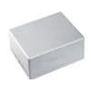 Krabička univerzální X:55mm Y:68mm Z:32mm ABS šedá 2 vruty