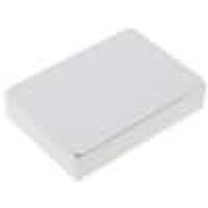 Krabička univerzální X:33mm Y:47mm Z:10mm ABS šedá