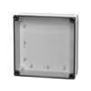 Krabička univerzální MNX X:180mm Y:180mm Z:100mm ABS šedá IK07