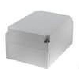 Krabička univerzální MNX X:180mm Y:255mm Z:125mm ABS šedá IK07