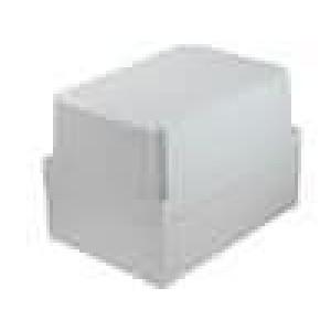 Krabička univerzální MNX X:180mm Y:255mm Z:175mm ABS šedá IK07
