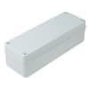 Krabička univerzální PICCOLO X:80mm Y:230mm Z:65mm ABS šedá IK07