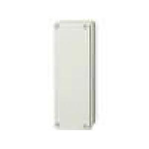 Krabička univerzální PICCOLO X:80mm Y:230mm Z:85mm ABS šedá IK07