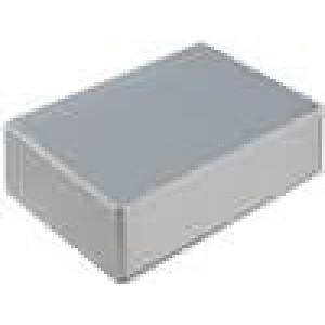 Krabička univerzální X:121mm Y:171mm Z:55mm hliník IP66