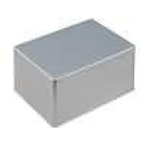 Krabička univerzální X:100mm Y:140mm Z:75mm hliník IP66