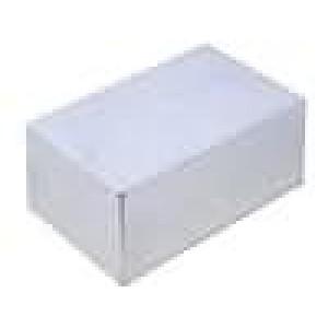 Krabička univerzální X:118mm Y:187mm Z:81,7mm hliník