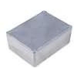 Krabička univerzální X:82,5mm Y:110mm Z:44,5mm hliník