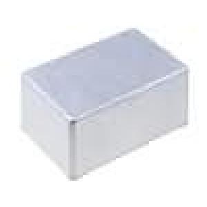 Krabička univerzální X:80mm Y:120,5mm Z:59,2mm hliník