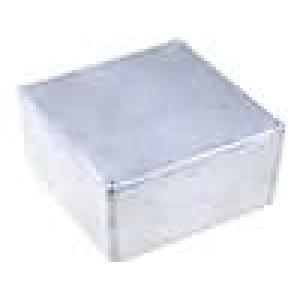 Krabička univerzální X:120,5mm Y:120,5mm Z:59,2mm hliník