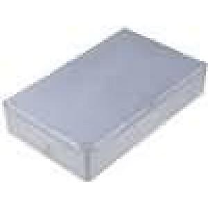 Krabička univerzální X:118mm Y:187mm Z:38mm hliník