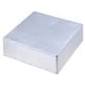 Krabička univerzální X:190,5mm Y:190,5mm Z:66,5mm hliník