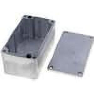 Krabička univerzální X:65mm Y:115mm Z:55mm hliník IP65
