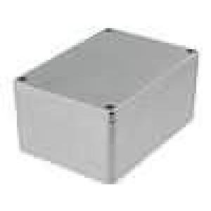Krabička univerzální X:108mm Y:148mm Z:75mm hliník IP65
