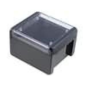 Krabička univerzální BOCUBE X:125mm Y:151mm Z:90mm polykarbonát
