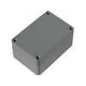 Krabička univerzální X:68mm Y:100mm Z:50mm ABS šedá