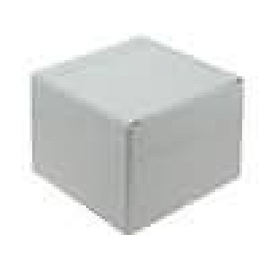 Krabička univerzální X:120mm Y:120mm Z:90mm ABS IP65