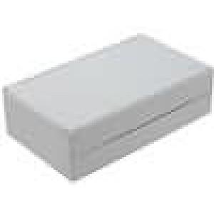 Krabička univerzální X:120mm Y:200mm Z:60mm ABS IP65