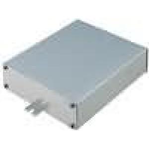 Krabička univerzální X:104mm Y:120mm Z:33mm hliník sešroubováním