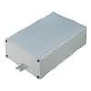 Krabička univerzální X:104mm Y:150mm Z:47mm hliník sešroubováním