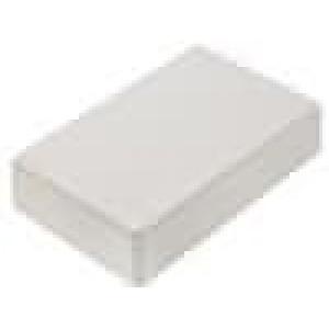 Krabička univerzální CP-20 X:58mm Y:92mm Z:23mm ABS šedá