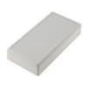 Krabička univerzální X:61mm Y:121mm Z:23mm ABS šedá