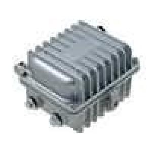 Krabička univerzální X:90mm Y:130mm Z:75mm hliník IP65