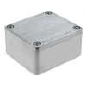 Krabička univerzální X:58mm Y:64mm Z:35mm hliník