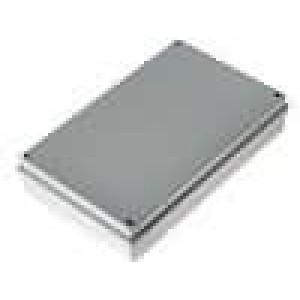 Krabička univerzální X:157mm Y:252mm Z:52mm hliník šedá