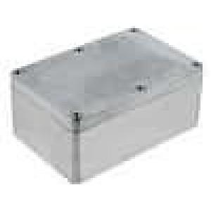 Krabička univerzální X:80mm Y:120mm Z:55mm hliník
