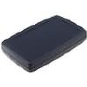 Krabička univerzální X:93mm Y:151mm Z:25mm ABS černá