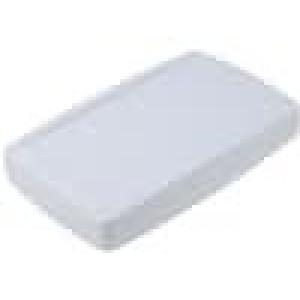 Krabička univerzální X:93mm Y:151mm Z:25mm ABS šedá