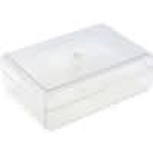 Krabička univerzální X:59mm Y:84mm Z:30mm ABS transparentní