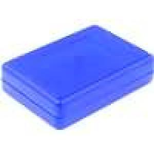 Krabička univerzální X:59mm Y:84mm Z:22mm ABS modrá